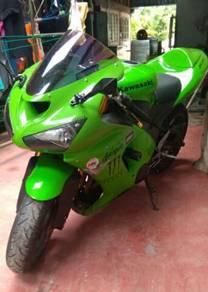 Kawasaki zx6 zx6r zx-6 zx-6rr
