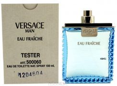 ORIGINAL Versace Man Eau Fraiche EDT 100ml Tester