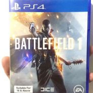 Battlefield 1 for Ps4 Game