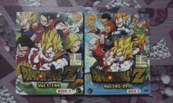 DVD Dragon Ball Z Full Episodes 1-291 (2) Box