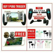 Buy1 free3 metal trigger pubg ros ml