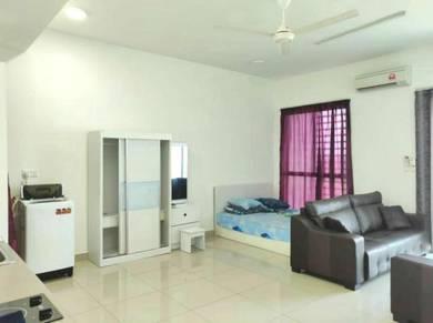 HighFloor Limited! Cyberjaya Cybersquare Furnished Studio Apartment