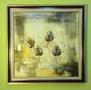 Original handmade oil painting code A24