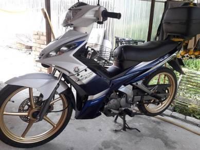 Yamaha 135LC first model V1