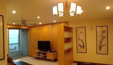 Miami Green Renovated Furnished Sea View Condo Batu Ferringhi