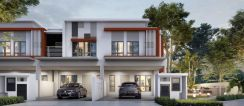 25 Mins to Cheras Link House 22x85-Green Environment Home