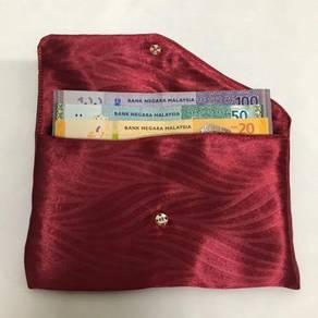 Handmade Cloth Purse Angpow