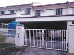 Double Storey Terrace at Bandar Sri Indah Mile 10 Tawau