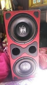 Speaker Clear stor