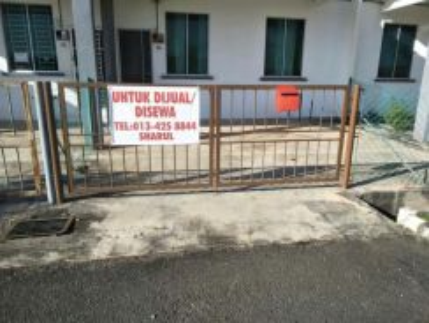 Single-Storey Terrace House, Bandar Baru Putra Heights