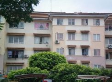 Renovated & Furnished Saujana Apartment, Damansara Damai