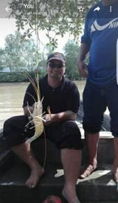 Special Fishing King Prawn Trip