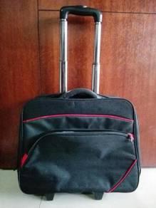 Executive Business Laptop Trolley Bag