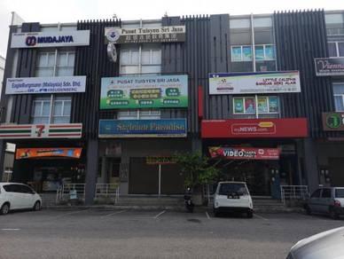 3 Storey Shop, Bandar Seri Alam, Jalan Bina 1, Masai
