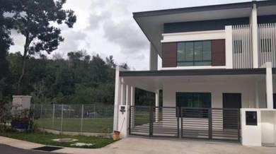 Semi-D Corner Brand New unit at Park Residence Sugud Penampang