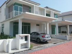 Semi D Park View Residences, Juru