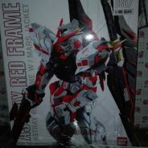 Gundam ashtray red frame mars jacket