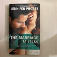 The Marriage Mistake by Jeniffer Probst