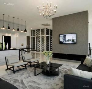 Pavilion Residence KLCC Bukit Bintang, Fully Furnish (2-room) Limited