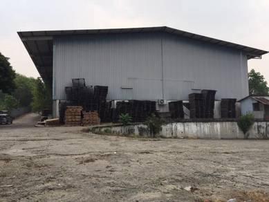 Kampung Baru Subang 3 Units Warehouse/Factory Rent