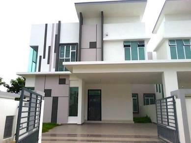 Nusa Duta 1 Semi D Type G Spacious Layout with Courtyard