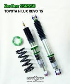 Zerone ssr550 Fully Adjustable Toyota Hilux Revo
