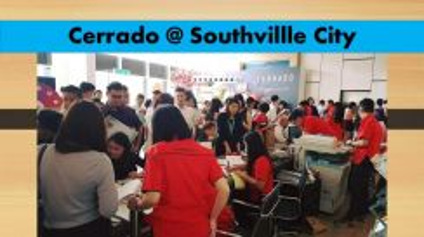 Cerrado Southville City [HOC] Freehold Greenary Newtownship 1k to own