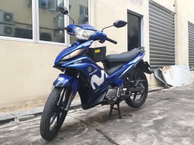 Yamaha lc135 v3 2015