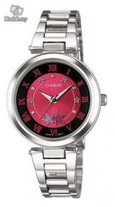Watch - Casio LTP1322 RED - ORIGINAL