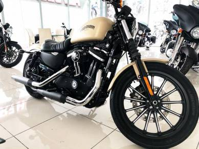 2015 Unregister HD Iron 883 US Spec