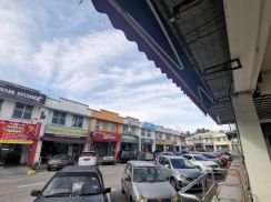 Taman U Shop Lot, Sell With Business, Intermediate Lot, ROI 10%