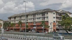 Freehold 1st Floor Flat At Taman Panorama Lpg Perdana Ipoh