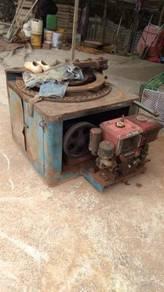 Steel Bar bending machine (Engine)