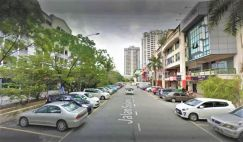 Wisma S Eight (8) Storey Office Building With Basement Carpark Ampang