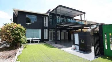 2sty Corner Lot ID Designer House 4682sq BELOWMARKET Cuepacs near MRT
