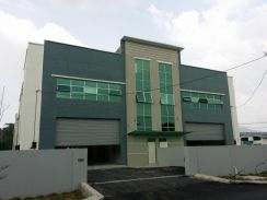 1 1/2 Storey Factory Semi-D for Rent Kamunting Taiping Perak