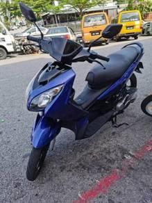 Yamaha nouvo s