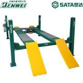 Sata ae5201 4.5t 3d four post lift