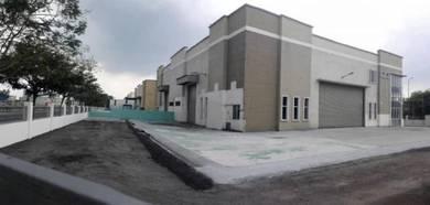 Shah Alam Section 23 -1.5 Semi-D Factory