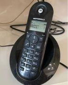 Motorola cordless phone C610A