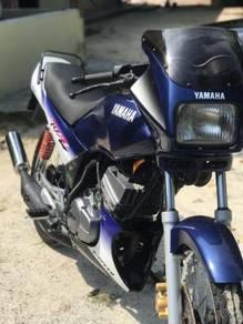Yamaha rxz purple yahoo