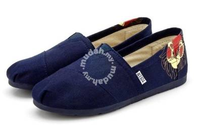 Irregular Canvas Male Shoes12