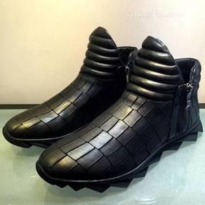 Y-3 shoes Enforcer men velvet