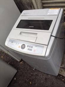 Mesin Basuh Auto Top 7kg Washing Machine Samsung