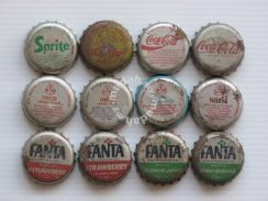 Coke FN Fanta Old Bottle Cap