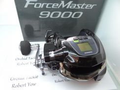 Shimano Force master 9000 NEW15 electric fishing