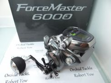 Shimano Force Master 6000 electric fishing reel