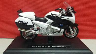 Police Motorcycles B