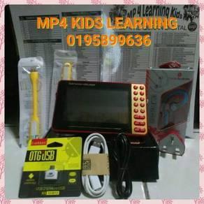 Mp4 kids learing (gajet kanak2)