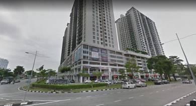 Elite Avenue (Bayan City)- 1st floor - 950sf - facing Sunway Tunas